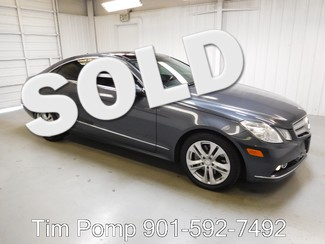 2010 Mercedes-Benz E350 PANO ROOF in Memphis Tennessee