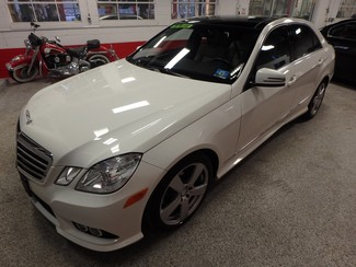 2010 Mercedes E350 4matic DVD~LARGE ROOF~ STUNNING LUXURY Saint Louis Park, MN 8