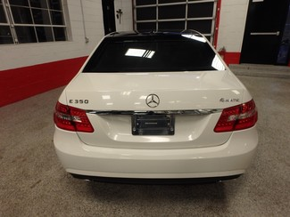 2010 Mercedes E350 4matic DVD~LARGE ROOF~ STUNNING LUXURY Saint Louis Park, MN 10