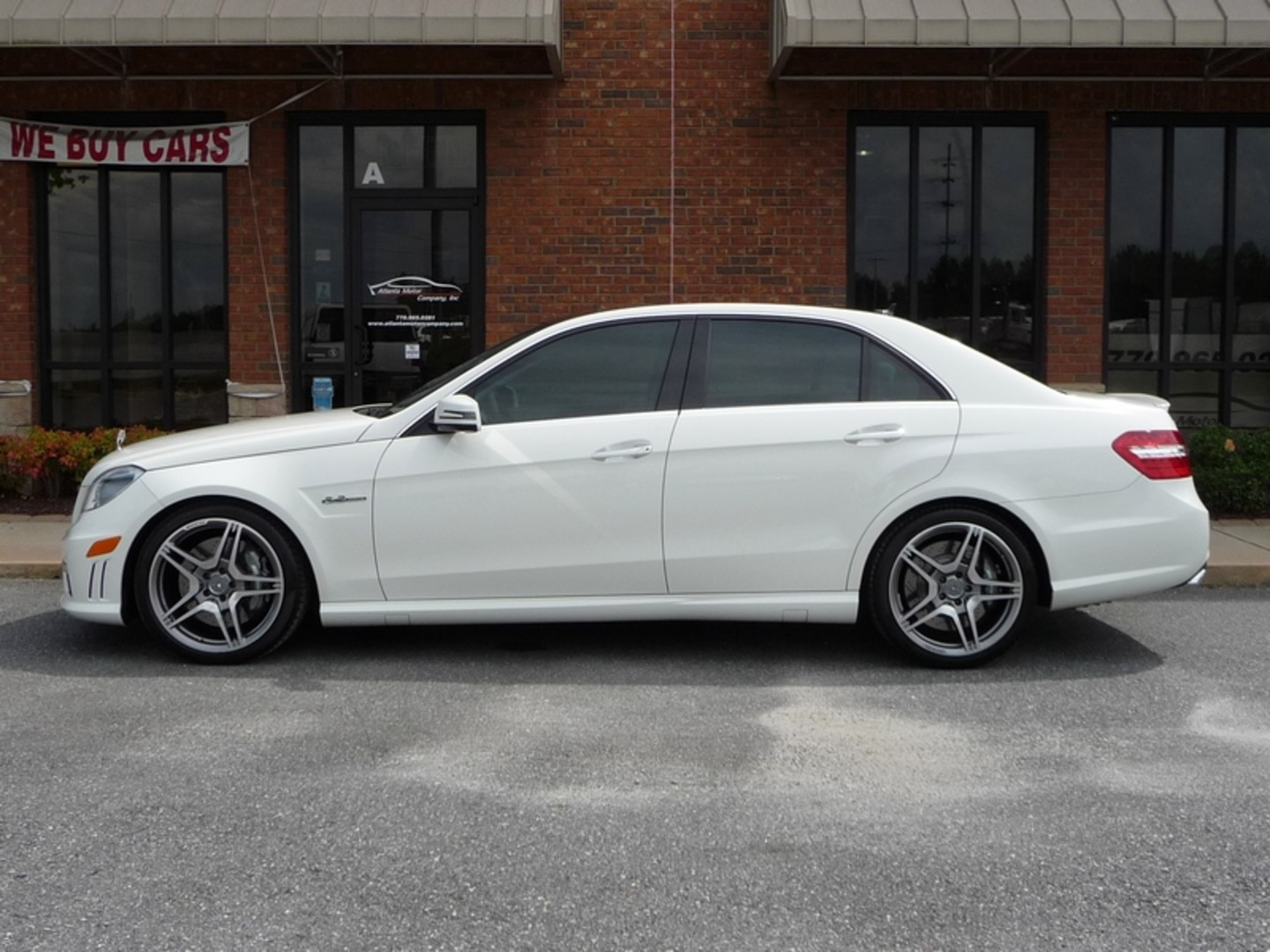 2010 mercedes benz e63 amg flowery branch georgia atlanta for Used mercedes benz in atlanta ga
