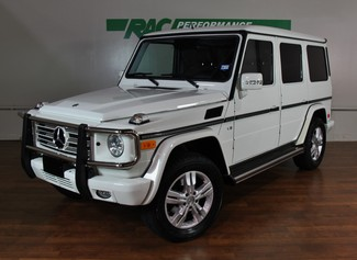 2010 Mercedes-Benz G550 in Carrollton TX