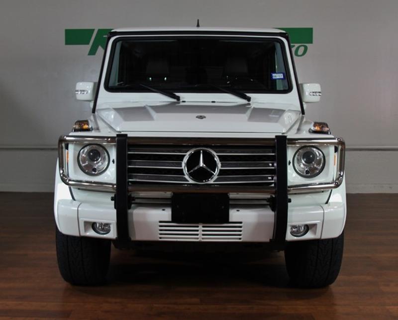 2010 Mercedes-Benz G550  in Carrollton, TX