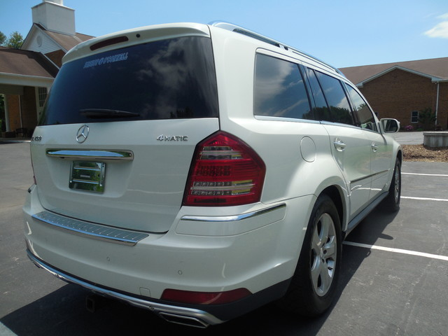 2010 Mercedes-Benz GL 450 4MATIC Leesburg, Virginia 2