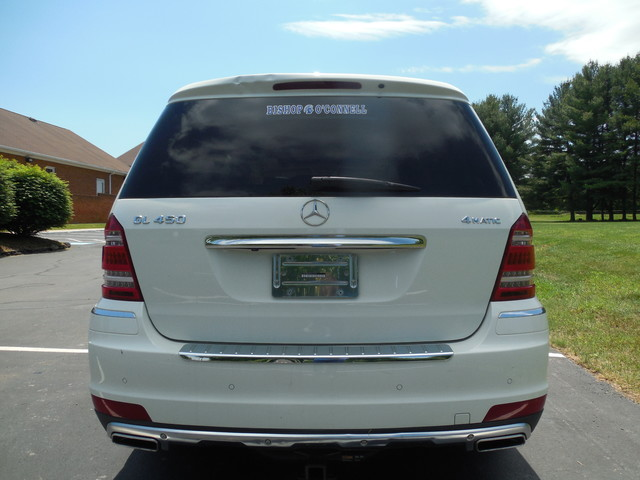 2010 Mercedes-Benz GL 450 4MATIC Leesburg, Virginia 7