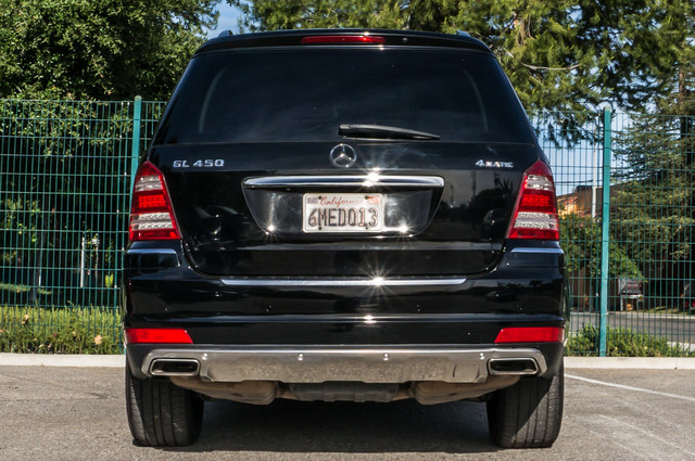 2010 Mercedes-Benz GL 450 P1 PKG - AUTO - NAVI - 104K MILES - 3RD ROW Reseda, CA 8