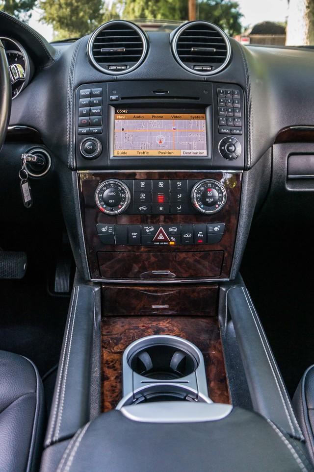 2010 Mercedes-Benz GL 450 P1 PKG - AUTO - NAVI - 104K MILES - 3RD ROW Reseda, CA 22