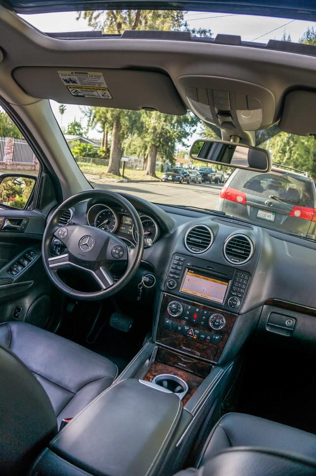 2010 Mercedes-Benz GL 450 P1 PKG - AUTO - NAVI - 104K MILES - 3RD ROW Reseda, CA 39