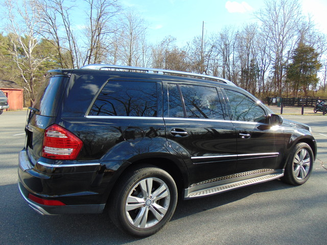 2010 Mercedes-Benz GL450 4MATIC Leesburg, Virginia 2