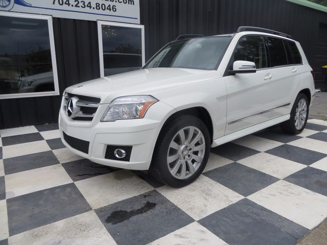 2010 Mercedes-Benz GLK 350 Charlotte-Matthews, North Carolina 1