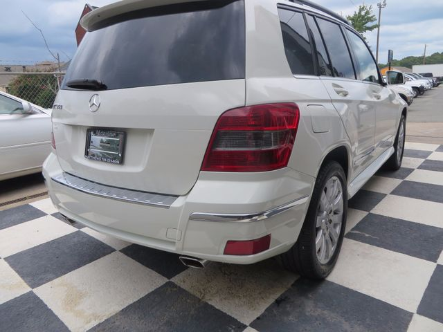 2010 Mercedes-Benz GLK 350 Charlotte-Matthews, North Carolina 20