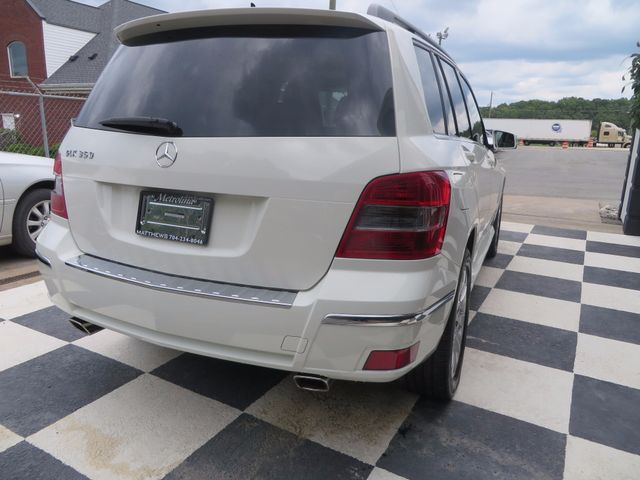 2010 Mercedes-Benz GLK 350 Charlotte-Matthews, North Carolina 21