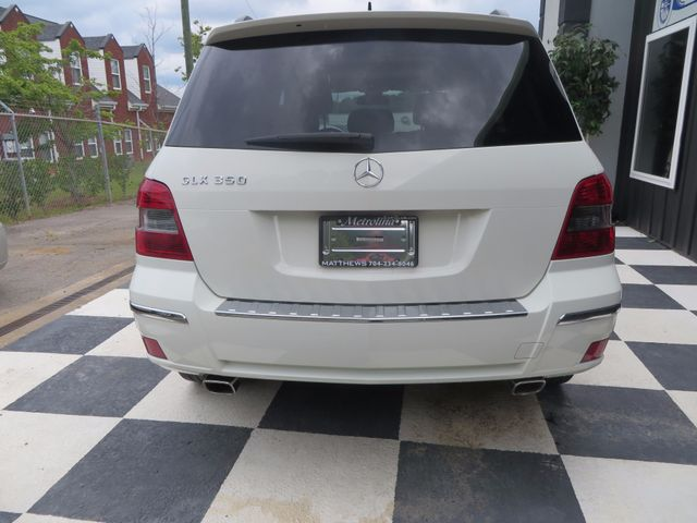 2010 Mercedes-Benz GLK 350 Charlotte-Matthews, North Carolina 22