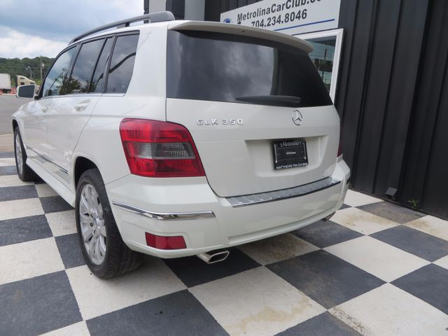 2010 Mercedes-Benz GLK 350 Charlotte-Matthews, North Carolina 24