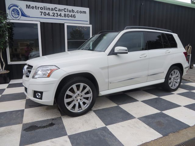 2010 Mercedes-Benz GLK 350 Charlotte-Matthews, North Carolina 2