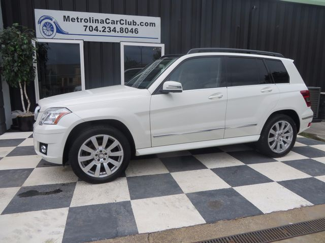 2010 Mercedes-Benz GLK 350 Charlotte-Matthews, North Carolina 3