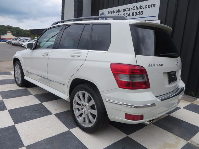 2010 Mercedes-Benz GLK 350 Charlotte-Matthews, North Carolina 9