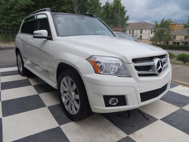 2010 Mercedes-Benz GLK 350 Charlotte-Matthews, North Carolina 10