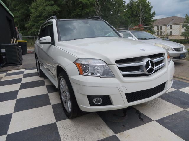 2010 Mercedes-Benz GLK 350 Charlotte-Matthews, North Carolina 11
