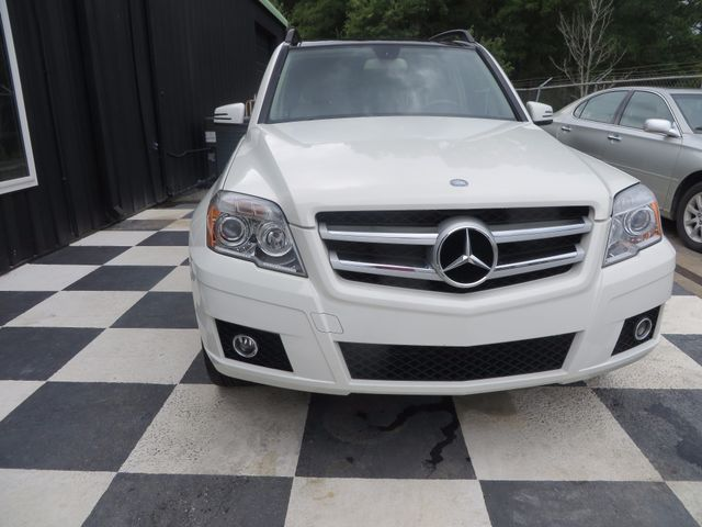 2010 Mercedes-Benz GLK 350 Charlotte-Matthews, North Carolina 12