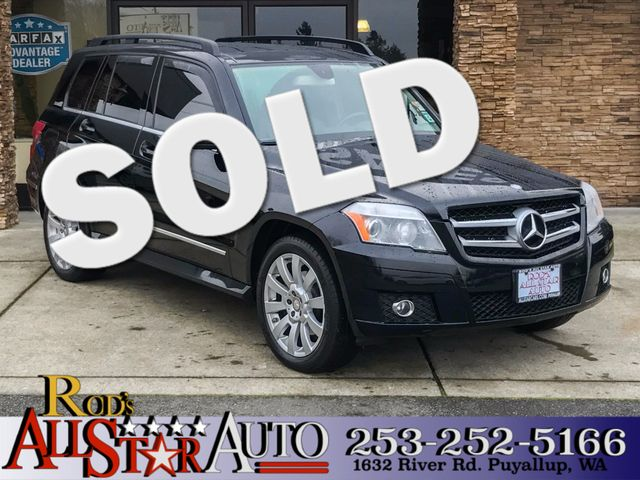 2010 Mercedes GLK 350 AWD The CARFAX Buy Back Guarantee that comes with this vehicle means that yo