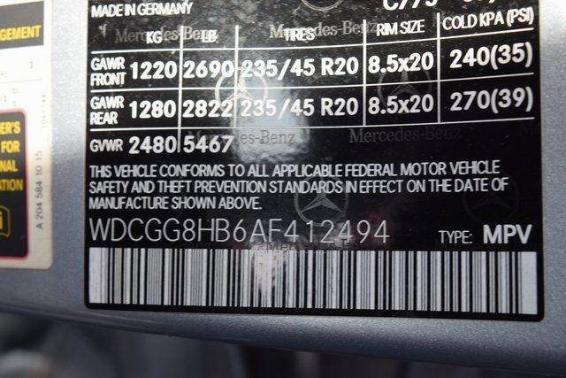2010 Mercedes-Benz GLK 350 GLK 350 Richmond Hill, New York 32