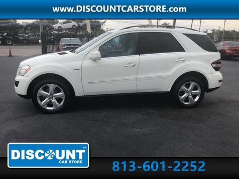 2010 Mercedes-Benz M Class ML350 in Tampa, FL