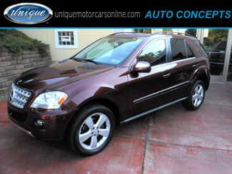 2010 Mercedes-Benz ML 350 Bridgeville, Pennsylvania 2