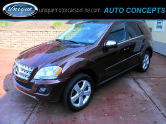 2010 Mercedes-Benz ML 350 Bridgeville, Pennsylvania 4