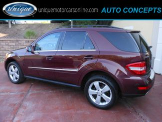 2010 Mercedes-Benz ML 350 Bridgeville, Pennsylvania 8