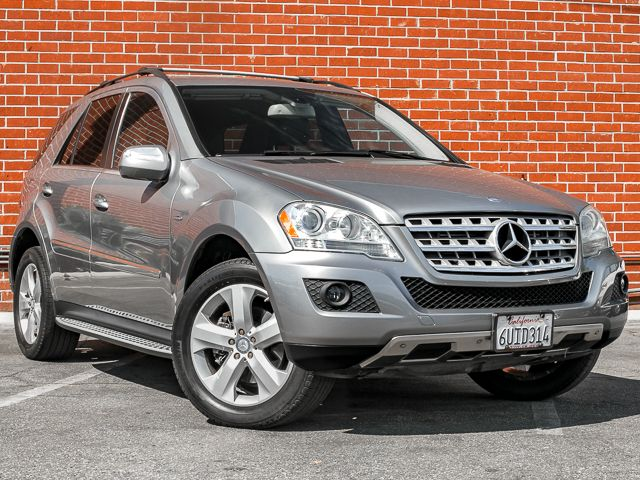 2010 Mercedes-Benz ML 350 BlueTEC Burbank, CA 1