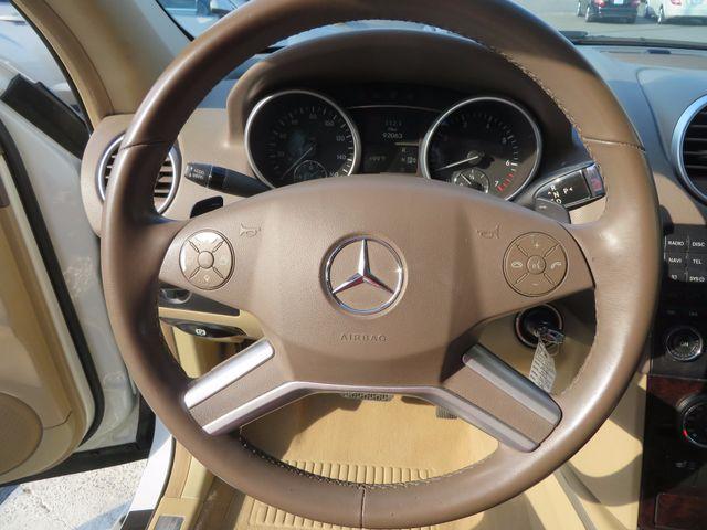 2010 Mercedes-Benz ML 350 Charlotte-Matthews, North Carolina 20