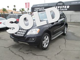 2010 Mercedes-Benz ML 350 Luxury Costa Mesa, California 0