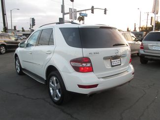 2010 Mercedes-Benz ML 350 SUV Costa Mesa, California 4