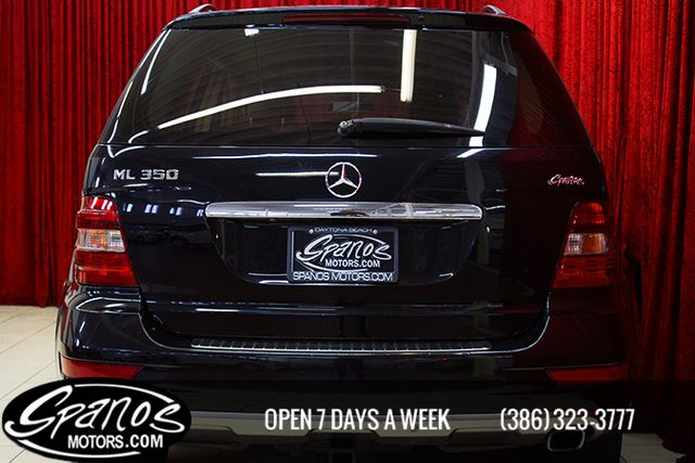2010 Mercedes-Benz ML 350 Daytona Beach, FL 4