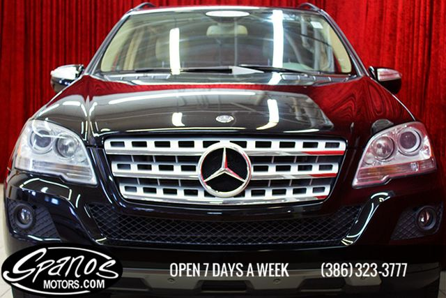 2010 Mercedes-Benz ML 350 Daytona Beach, FL 3