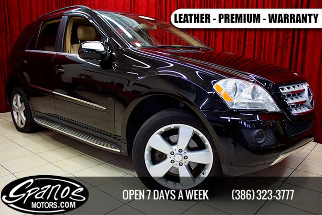 2010 Mercedes-Benz ML 350 Daytona Beach, FL 0