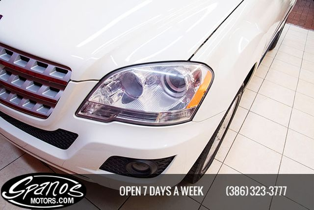 2010 Mercedes-Benz ML 350 Daytona Beach, FL 9