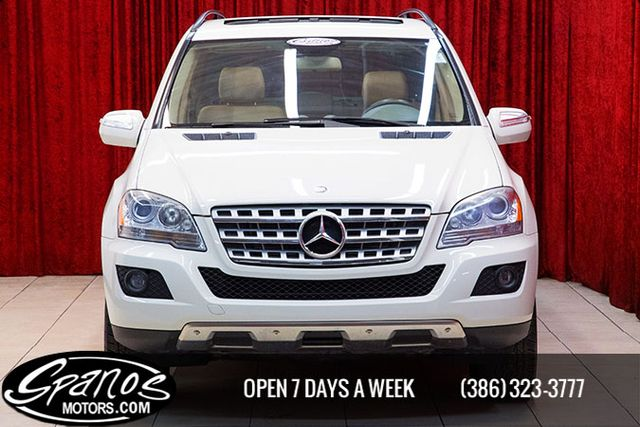 2010 Mercedes-Benz ML 350 Daytona Beach, FL 3