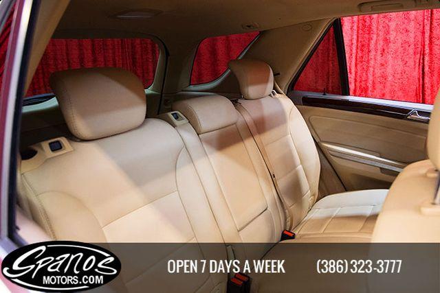 2010 Mercedes-Benz ML 350 Daytona Beach, FL 40