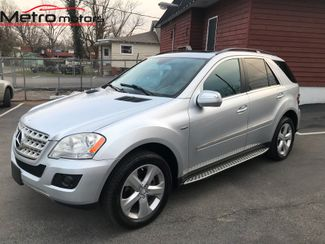 2010 Mercedes-Benz ML 350 BlueTEC Knoxville , Tennessee 10
