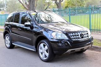 2010 Mercedes-Benz ML-350 SUV  city Florida  The Motor Group  in , Florida