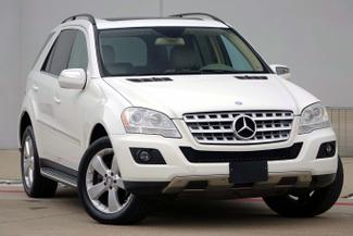 2010 Mercedes-Benz ML 350* NAV* BU Camera* Sunroof* Bluetooth* EZ Finance**   Plano, TX   Carrick's Autos in Plano TX