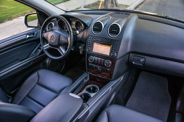 2010 Mercedes-Benz ML 350 Reseda, CA 39