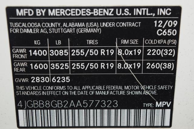 2010 Mercedes-Benz ML 350 ML350 SUV Richmond Hill, New York 21