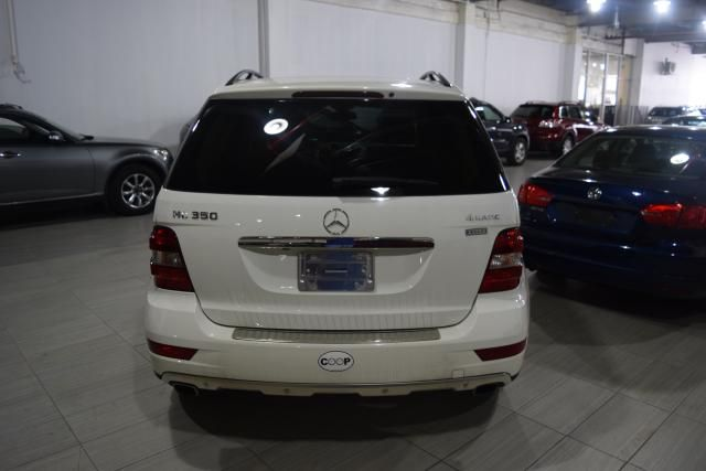2010 Mercedes-Benz ML 350 ML350 SUV Richmond Hill, New York 3