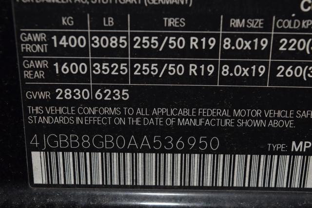2010 Mercedes-Benz ML 350 ML350 SUV Richmond Hill, New York 19