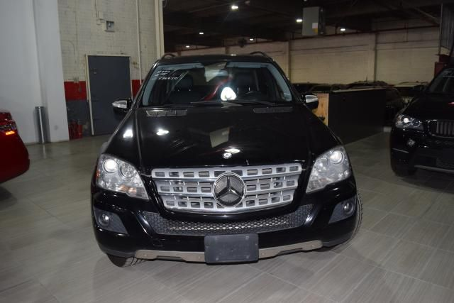 2010 Mercedes-Benz ML 350 ML350 SUV Richmond Hill, New York 2