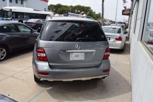 2010 Mercedes-Benz ML 350 BlueTEC Richmond Hill, New York 3