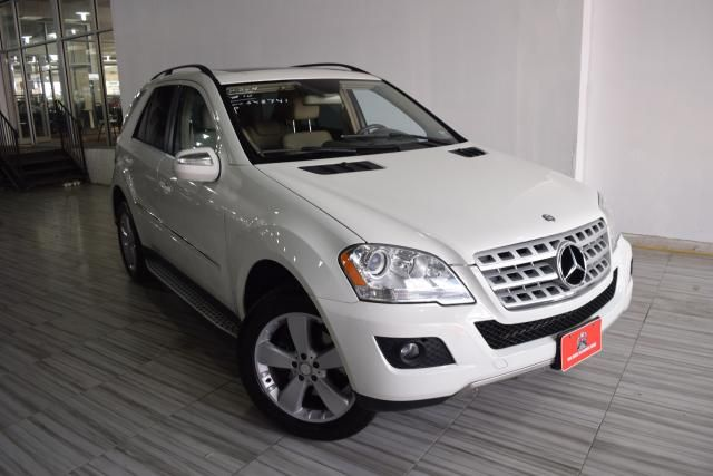 2010 Mercedes-Benz ML 350 ML350 SUV Richmond Hill, New York 1