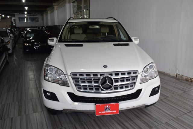 2010 Mercedes-Benz ML 350 ML350 SUV Richmond Hill, New York 2